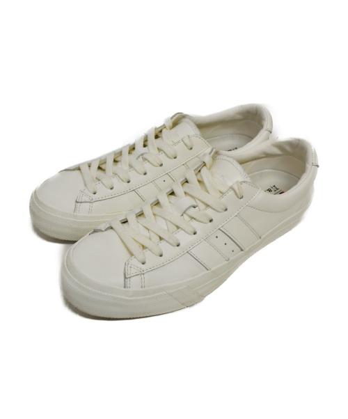 PRO-Keds×name.(プロケッズ×ネーム)PRO-Keds×name. (プロケッズ×ネーム) ROYAL PLUS LOW ホワイト サイズ:26.0cmの古着・服飾アイテム