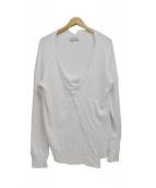 BED J.W. FORD(ベッドフォード)の古着「L/Sサーマルカットソー」|ホワイト