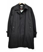 UNDERCOVERISM(アンダーカバーイズム)の古着「13SS GORE-TEXステンカラーコート」|ブラック