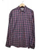 WHITE MOUNTAINEERING(ホワイトマウンテニアリング)の古着「チェックシャツ」|マルチカラー