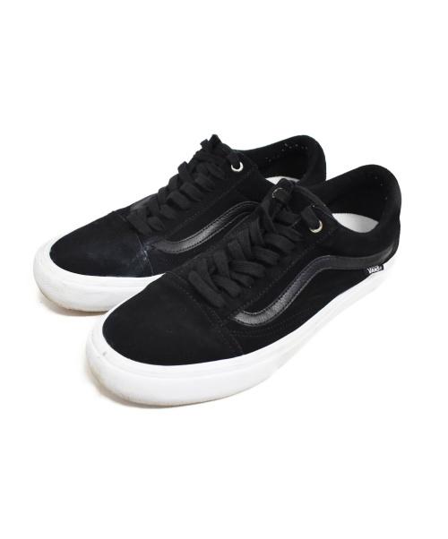 VANS(ヴァンズ)VANS (バンズ) Old Skool Pro ブラック サイズ:28.0cmの古着・服飾アイテム