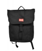 Manhattan Portage(マンハッタンポーテージ)の古着「Washington SQ Backpack2」|ブラック