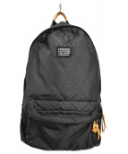 FREDRIK PACKERS(フレドリックパッカーズ)の古着「QUILTING 500D DAY PACK」|ブラック
