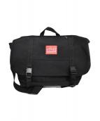 Manhattan Portage(マンハッタンポーテージ)の古着「Bike Messenger Bag」|ブラック