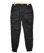 NUMBER (N)INE(ナンバーナイン)の古着「カーゴパンツ」|ブラック