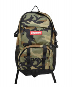 Supreme(シュプリーム)の古着「15SS BACK PACK」|WOODLAND CAMO