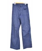 US NAVY(ユーエスネイビー)の古着「TYPE-Ⅱ DENIM PANTS」|インディゴ