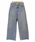 LEVI'S(リーバイス)の古着「ALTERED WIDE LEG」|インディゴ