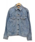 LEVI'S(リーバイス)の古着「デニムジャケット」|インディゴ