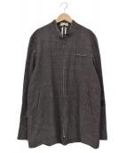 UNDERCOVER(アンダーカバー)の古着「98SS ロングブルゾンン」|グレー