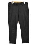 UNDERCOVER(アンダーカバー)の古着「デザインパンツ」|ブラック