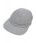 UNUSED(アンユーズド)の古着「UH0488/キャップ」|ネイビー×ホワイト