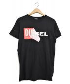 DIESEL(ディーゼル)の古着「ロゴTシャツ」
