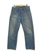 LEVIS VINTAGE CLOTHING(リーバイスヴィンテージクロージング)の古着「505 デニムパンツ」|インディゴ