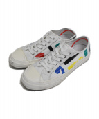 PS Paul Smith(ピーエスポールスミス)の古着「classic low-top sneakers スニーカー」|ホワイト