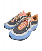 NIKE(ナイキ)の古着「NIKE AIR MAX 97 CORDUROY」|LIGHT BLUE/PINK QUAR