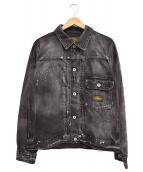 NEIGHBORHOOD(ネイバーフッド)の古着「20SS SAVAGE.STOCKMAN TYPE-A/C-」|ブラック