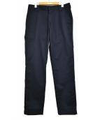 CARHARTT WIP(カーハート ダブリューアイピー)の古着「MASTER PANT ワークパンツ」 ネイビー