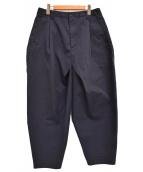 FRAPBOIS(フラボア)の古着「ホッパーパンツ」|ネイビー