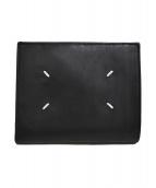 Maison Margiela 11(メゾンマルジェラ)の古着「2つ折り財布」|ブラック