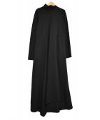 UN3D.(アンスリード)の古着「チュールカットワンピース」|ブラック