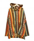 MONITALY(モニタリー)の古着「パーカー」|マルチカラー