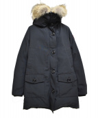 CANADA GOOSE(カナダグース)の古着「BRONTE PARKA」|ブラック