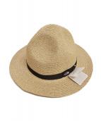 THE NORTH FACE(ザノースフェイス)の古着「Washable Mountain Braid Hat」|ベージュ