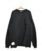 WTAPS()の古着「20SS BLANK LS 02」|ブラック