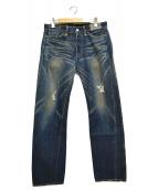 LEVI'S(リーバイス)の古着「501XXセルビッチデニムパンツ」|インディゴ