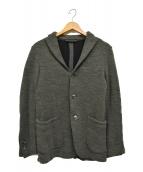 RING JACKET(リングジャケット)の古着「2Bジャケット」|グレー