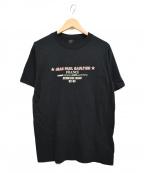 Jean Paul Gaultier homme()の古着「プリントTシャツ」|ブラック