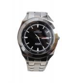 TECHNOS(テクノ)の古着「クオーツ腕時計」