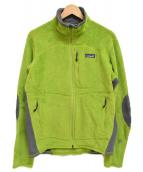 Patagonia(パタゴニア)の古着「R2ジャケット」|イエロー
