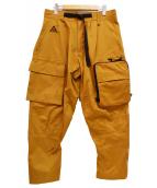 NIKE ACG(ナイキエーシージー)の古着「WOVEN CARGO PANTS」|ブラウン