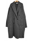 BEAUTY&YOUTH(ビューティーアンドユース)の古着「ブリティッシュビッグコート」|グレー