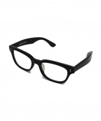 KANEKO OPTICAL(金子眼鏡)の古着「ウエリントン 伊達 メガネ 日本製」