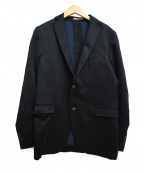 BOGLIOLI()の古着「2Bテーラードジャケット」|ネイビー