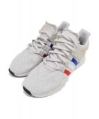 adidas(アディダス)の古着「EQT SUPPORT ADV スニーカー」|ライトグレー