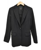PINKO(ピンコ)の古着「1Bジャケット」|ブラック