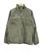 ECWCS(エクワックス)の古着「Gen3 POLARTEC フリースジャケット」 カーキ