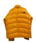 THE NORTH FACE (ザノースフェイス) アコンカグアダウンジャケット オレンジ サイズ:L SUMMIT SERIES ACONCAGUA JACKET:7800円