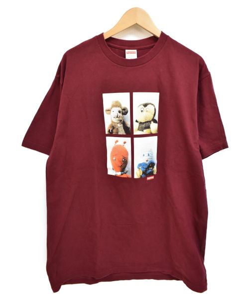 SUPREME(シュプリーム)Supreme (シュプリーム) 18AW Ahh...Youth! Tee Tシャツ レッド サイズ:Lの古着・服飾アイテム