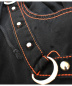 中古・古着 TRIPP (トリップ) ハードコア カーゴパンツ ブラック サイズ:下記参照 パンク スタッズ チェーン:4800円