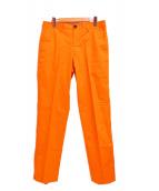 ()の古着「カジュアルパンツ」|オレンジ