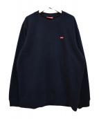 ()の古着「16AW Polartec Fleece Small Box」|ネイビー