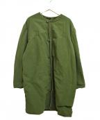 VINTAGE MILITARY()の古着「M-59 ライナーコート」|オリーブ