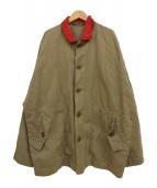 ()の古着「18SS VESTE HIGA ワグランワークジャケット」 オリーブ