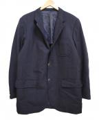 VAN(ヴァン)の古着「紺ブレザージャケット」|ネイビー