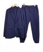 nano・universe()の古着「セットアップジャケット/スーツ」 ネイビー